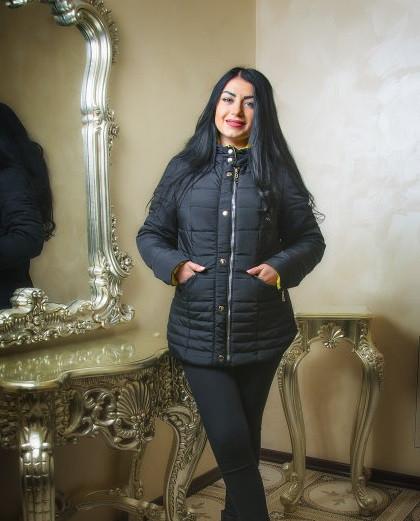 Демисезонная куртка 44-58 размер