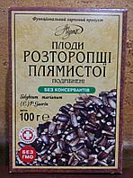 Плоды расторопши пятнистой измельченные - для печени, желчегонное,гипотензивное,обмен веществ,пищеварит 100 гр