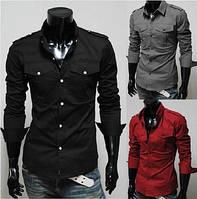 Мужская рубашка. Модель весна 2014, фото 1