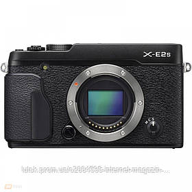 Fujifilm X-E2S body black 12 мес гарантия