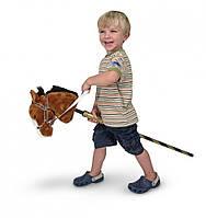 Лошадка на палке, Melissa&Doug, фото 1
