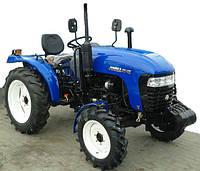 Мини-трактор Jinma-264СE (24 л.с., дизель, 4х4, ходоуменьшитель) БЕСПЛАТНАЯ ДОСТАВКА!