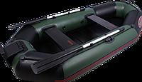 Двухместная гребная ПВХ лодка Vulkan V248 LSPT