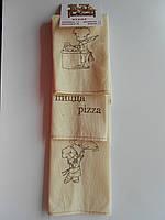 Пиццайола. Набор льняных полотенец