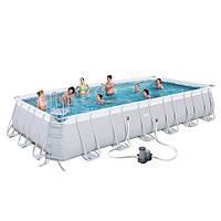 Каркасный бассейн Bestway  56474 (732-366-132см) ***