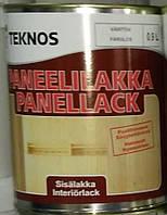 Лак PANEELILAKKA TEKNOS для деревянных панелей, 9л. Доставка НП бесплатно!