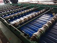 Производство профнастила и металлочерепицы