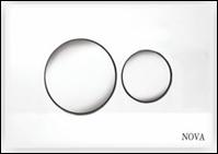 Кнопка  для инсталляции сантехнической NOVA