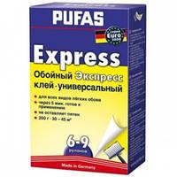 Клей універсальний PUFAS EURO 3000 Express 200г Акція+20% ПП