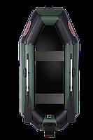 Двухместная гребная ПВХ лодка Vulkan T248 LPT(ps)