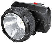Налобный фонарь YJ-1836 1LED (светодиодный...)