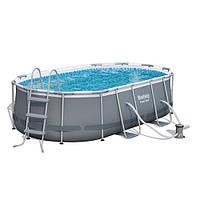 Каркасный бассейн Bestway  56620 (424-250-100см) ***