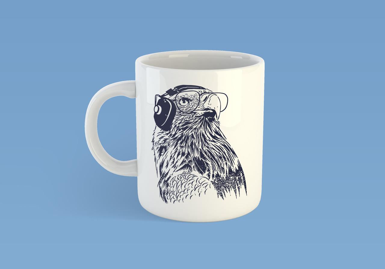 """Чашка """"Орел"""""""