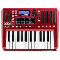 Миди-клавиатуры Akai MAX 25
