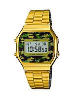 Наручные часы Casio A168WEGC-3EF