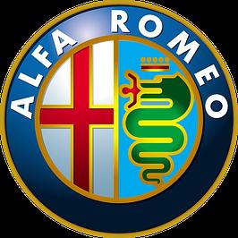 Коврик в багажник Alfa Romeo