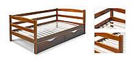 Кровать из массива дерева  Виолетта 900х1900