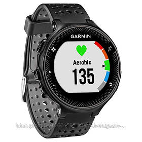 Garmin Forerunner 235 Black/Grey (010-03717-55) 24 мес гарантия