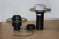 HL65 Надставной элемент удлинитель с обжимным фланцем   (Австрия)
