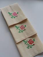 Сервировочные полотенца с вышивкой