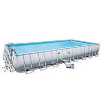 Каркасный бассейн Bestway  56623 (956-488-132см) ***