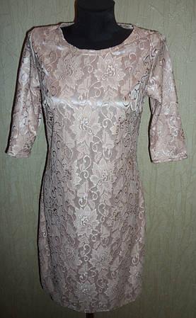 Красивое женское оригинальное платье