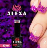 Гель-лак для ногтей ALEXA RS NAIL 10мл