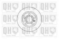 Гальмівний диск задній суцільний (294x13.5mm) VW Transporter T4 90-03 BDC5216 QH