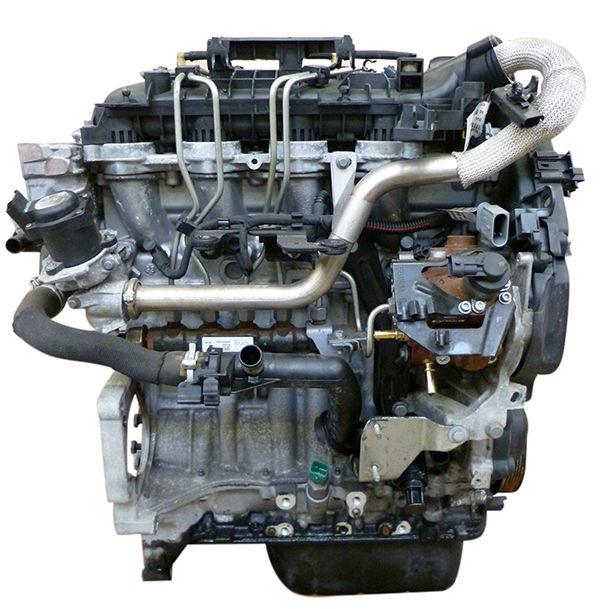 Двигатель Partner, Berlingo 2008-