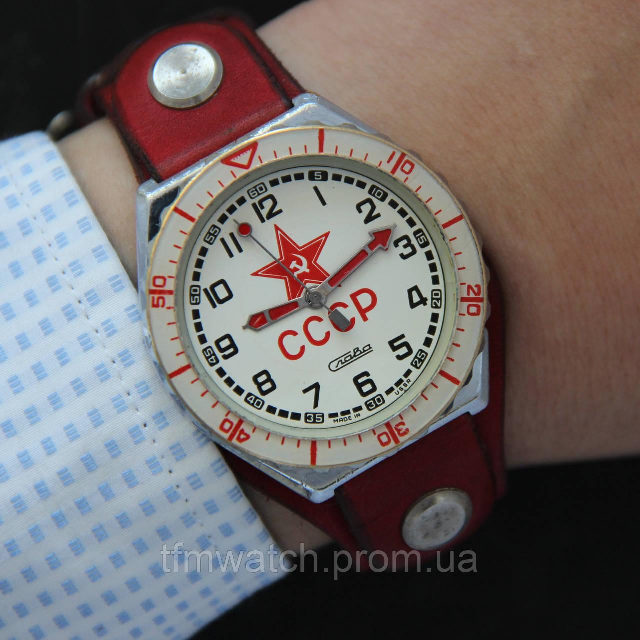 8edeaa382dca Слава СССР электронно-механические часы  продажа, цена в Москве ...