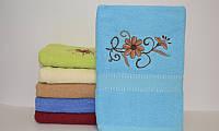 Банные полотенца Ромашка