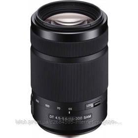 Sony SAL55300 55-300mm f/4.5-5.6 SAM DT