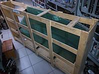 Двери левые голые (стекло) МТЗ-1523