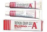 Третиноїн крем для проблемної шкіри Retino-A 0.05%, 20г. Строк до 11.2022, фото 2