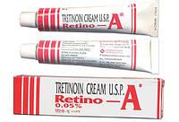 Третиноин крем Retino-A 0.05% (30мл.)