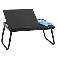"""Столик-подставка для ноутбука """"J-5104"""" черный"""