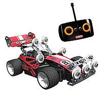 Металлический Конструктор Meccano Build & Play Autocross RC  (Спортивная машина на р/у)