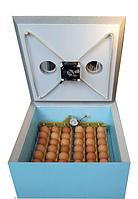 Инкубатор для яиц с автоматическим переворотом мини 42 Тандем (термокабель)