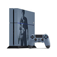 Sony PlayStation 4 (PS4) + Uncharted 4: The end of the Thief - Limited edition 24 мес гарантия