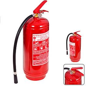 Огнетушитель порошковый Запорожье ВП-5(3) 5Л с манометром