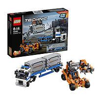 Lego Technic лего  Контейнерный терминал 42062