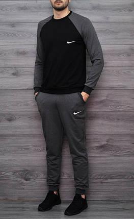 8c6fdbb16244 Мужской серый спортивный костюм  продажа, цена в Днепре. спортивные ...