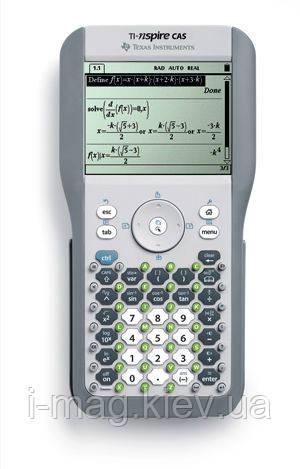Графический калькулятор TI-Nspire CAS Texas Instruments , фото 1