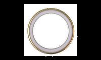 Кольцо тихое 410 для карниза кованого Ø 16 мм, ЗОЛОТО