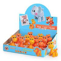 Детская игрушка-трещотка «Жирафик» S30