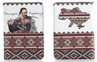 Обложка на паспорт из мягкой итальянской кожи (разнообразие цветов) производство Украина