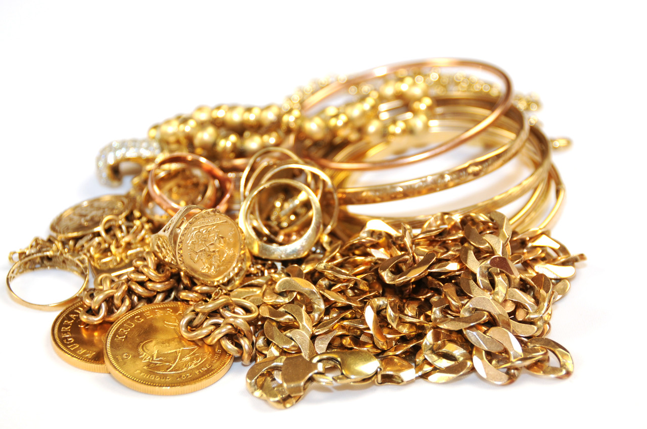 Я доверяю выкуп изделия из золота