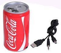 Колонка MP3 micro Coca-Cola