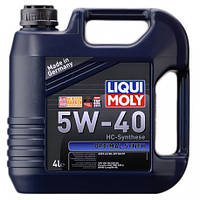 Моторное масло Liqui Moly Optimal Synth 5W-40, 4л.