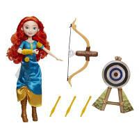 Кукла принцесса Мерида и ее хобби Hasbro(B9146-B9147)